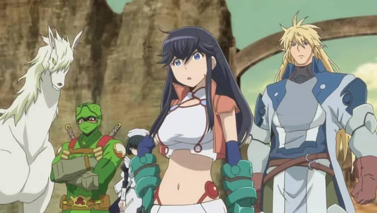 log horizon episode 25 animeget