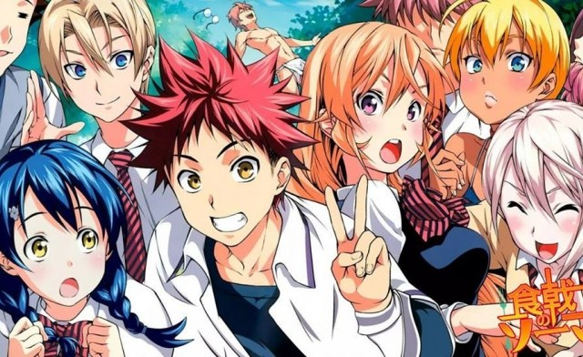 Food Wars: Shokugeki No Soma Season 3