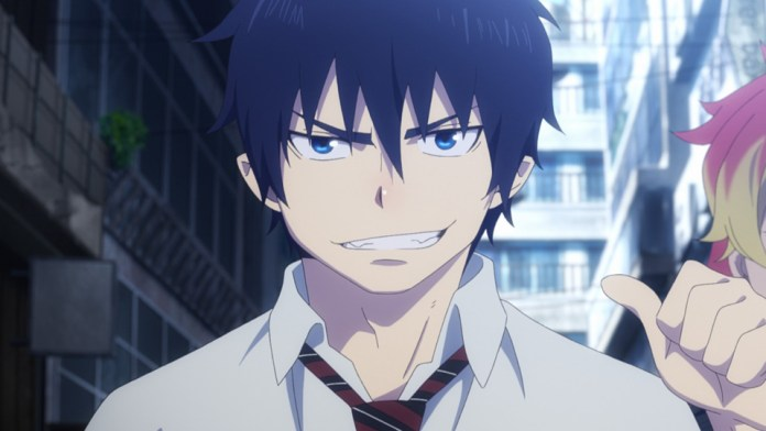 Blue Exorcist Season 3