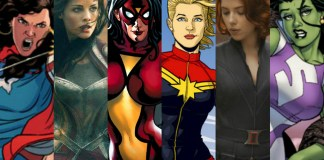 Marvel Female Superhero TV Series