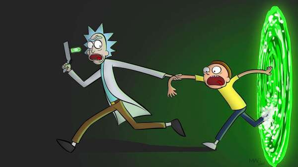 Rick and Morty Release Date