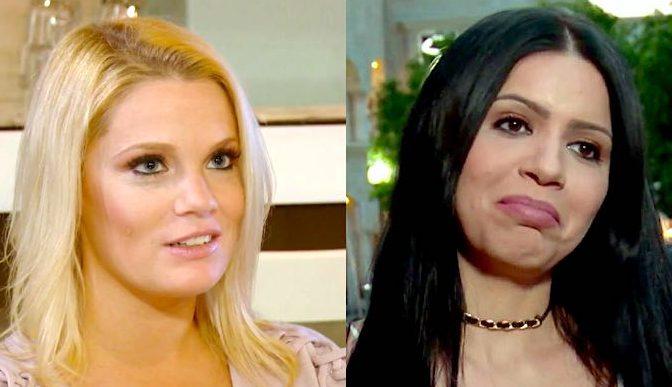 90 Day Fiance': Ashley and Fernanda Brutally Body Shaming Larissa