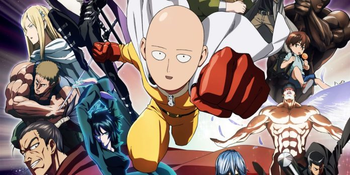 One Punch Man Season 2 Episode 3