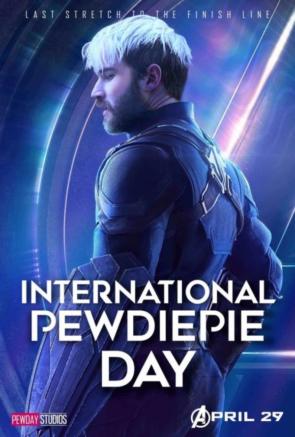 PewDiePie Vs. T-Series