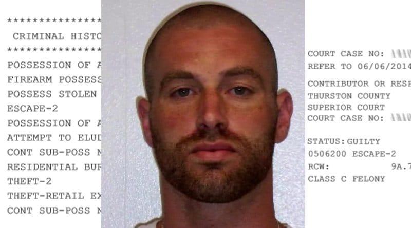 Love After Lockup: Matt Frasier Arrested Again! Shockingly Caught