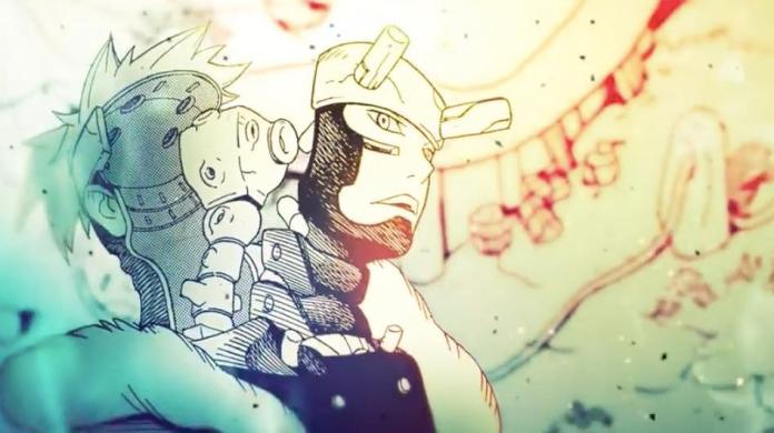 samurai 8  sci