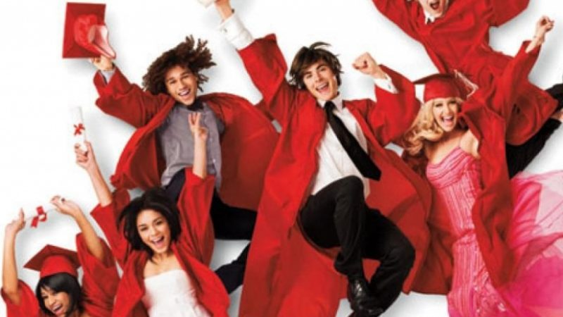 High School Musical 4: Pre-Production Phase. All New Cast. Release Date