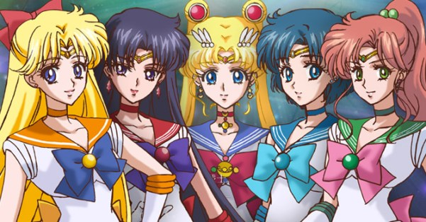 Sailor Moon Crystal Season 4