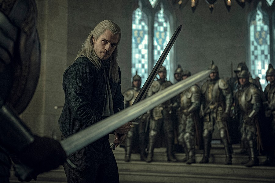 The Witcher is Now Highest Rated Series on Netflix