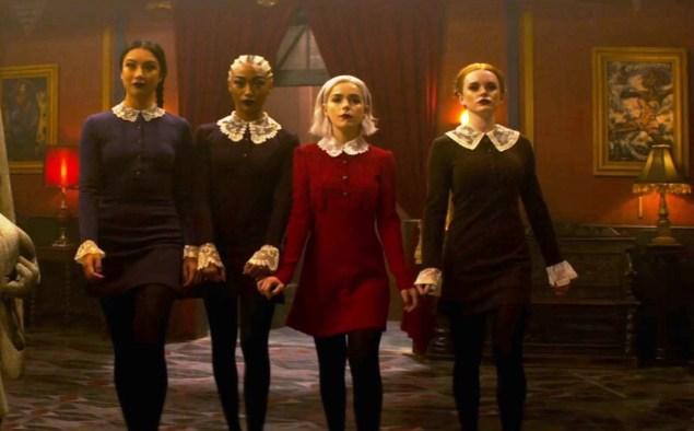 Chilling adventure of Sabrina season 3