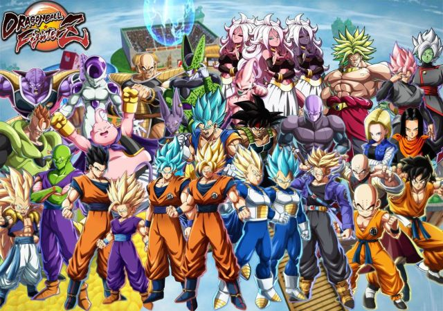 Strongest Fighters Of Dragon Ball
