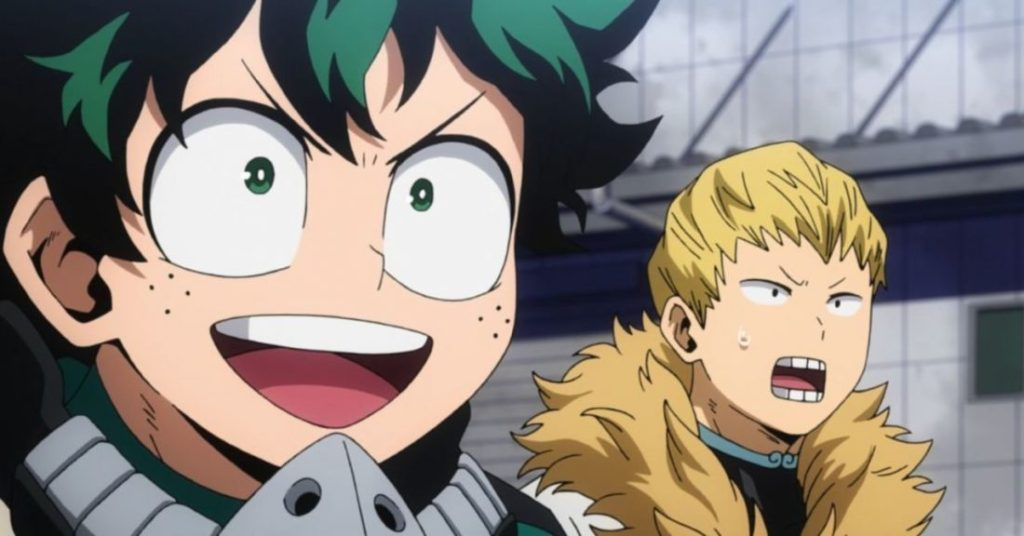 My Hero Academia Season 5 Episode 3