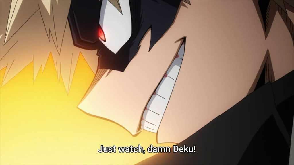 My Hero Academia Season 5 Episode 10