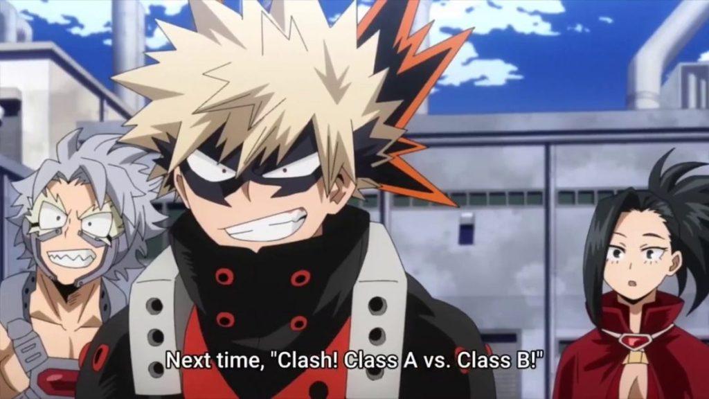 My Hero Academia Season 5 Episode 7