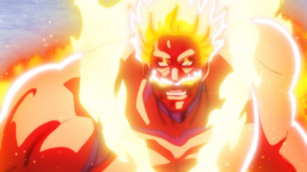 """The Seven Deadly Sins Saison 5 Episode 20 """"class ="""" wp-image-117140 """"data-recalc-dims ="""" 1 """"/>      <h2> <strong> The Seven Deadly Sins Saison 5 Episode 20: Détails de l'intrigue! </strong> </h2> <p> Auparavant, seul Escanor combattait le roi démon et il a également dit à tout le monde de ne pas s'immiscer dans son combat. D'un autre côté, Demon King veut maintenant faire de la Britannia entière son vaisseau après avoir été rejeté par ses fils, Meliodas et Zeldris. En conséquence, tout le monde se joindra au combat et essaiera d'arrêter le roi démon. </p> <p> Le vingtième épisode de The Seven Deadly Sins Saison 5 mettra en vedette la lutte de tout le monde pour combattre le roi, qui est maintenant devenu un monstre noir. Ce dernier continuera à utiliser Death Zero afin d'arrêter les Péchés avec sa magie gravitationnelle. D'autre part, Merlin utilise pleinement Limit Breaker pour que tous les péchés sans retenir leur pouvoir. </p> <p><img width="""