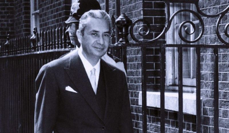 Uno scatto di Aldo Moro, la cui storia viene raccontata nella fiction Esterno, Notte Credits Getty Images