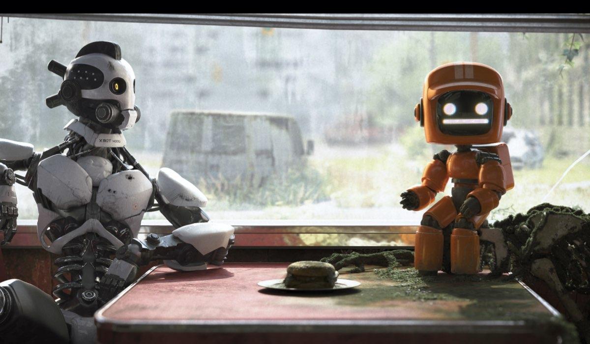Una Scena Di Love Death And Robots Prima Stagione Credits: Netflix
