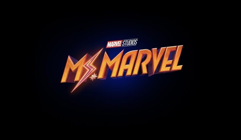 Ms Marvel title card. Credits: Marvel Studios.