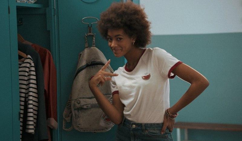 Coco Rebecca Edogamhe in Summertime. Credits Netflix