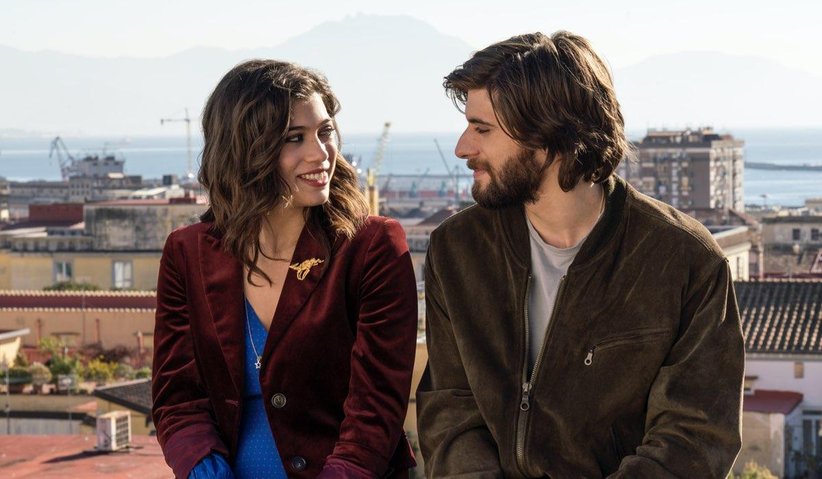"""Matilda (Cristina Cappelli) e Daniel (Angelo Spagnoletti), i protagonisti di """"Generazione 56k"""". Credits: Netflix."""