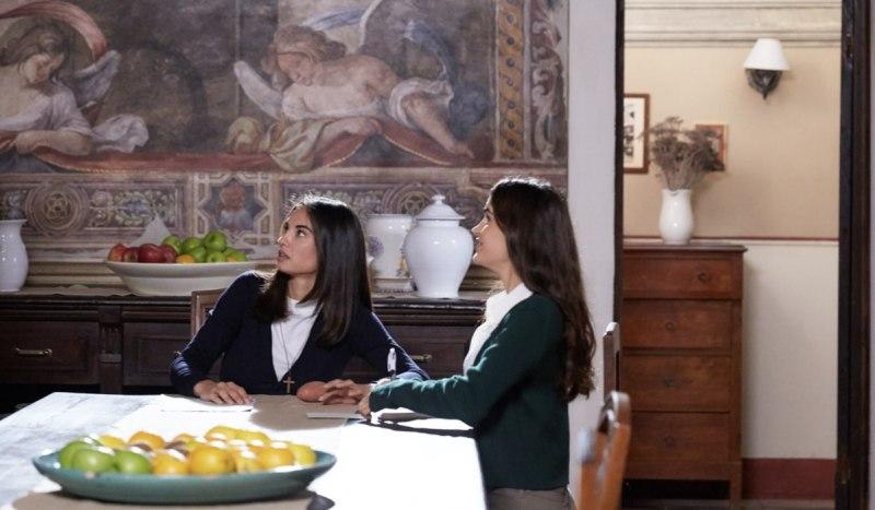 Che Dio Ci Aiuti 6 Azzurra E Ginevra Interpretate Da Francesca Chillemi E Simonetta Columbu Credits Lucia Iuorio E Rai