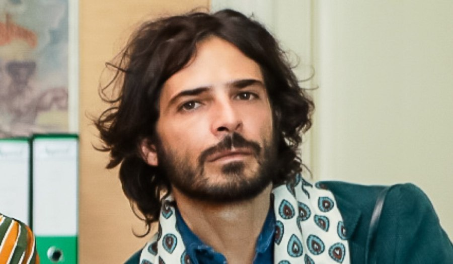 Marco Bocci Interpreta John In Made In Italy. Credits: Mediaset
