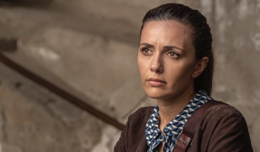 Mina Settembre Serena Rossi Interpreta La Protagonista Mina Settembre Credits Rai