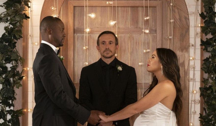 Rob Brown interpreta Edgar Reed; Chad Donella Interpreta Jake Keaton; Audrey Esparza Interpreta Tasha Zapata In Blindspot 5: Credits Mediaset