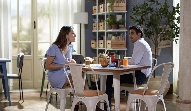 Che Dio Ci Aiuti 6 Monica E Nico Interpretati Da Diana Del Bufalo E Gianmarco Saurino Credits Foto Lucia Iuorio E Rai