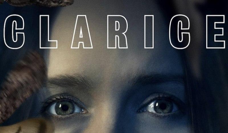 Dettaglio Della Locandina Di Clarice Serie Tv Sequel de