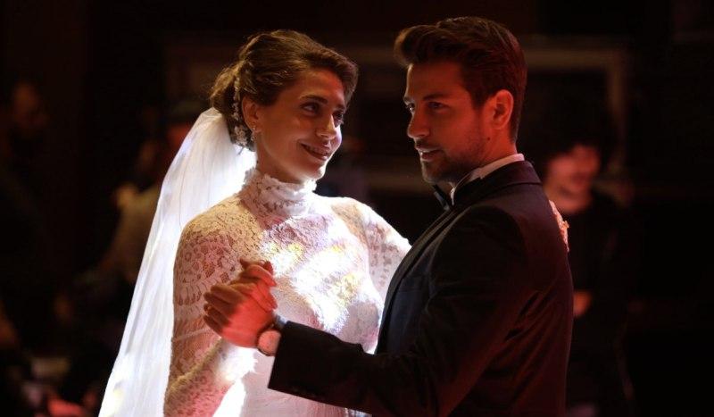 Leyla ed Emre si Sono sposati In Daydreamer. Credits: Global Telif Haklari Yapimcilik TIC. A.S.