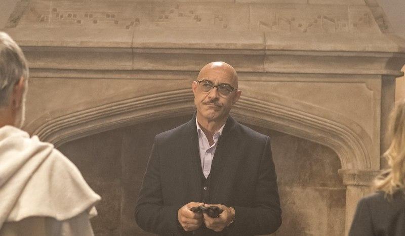 Ramiro Blas Interpreta Dario In El Internado: Las Cumbres. Credits: Amazon Prime Video