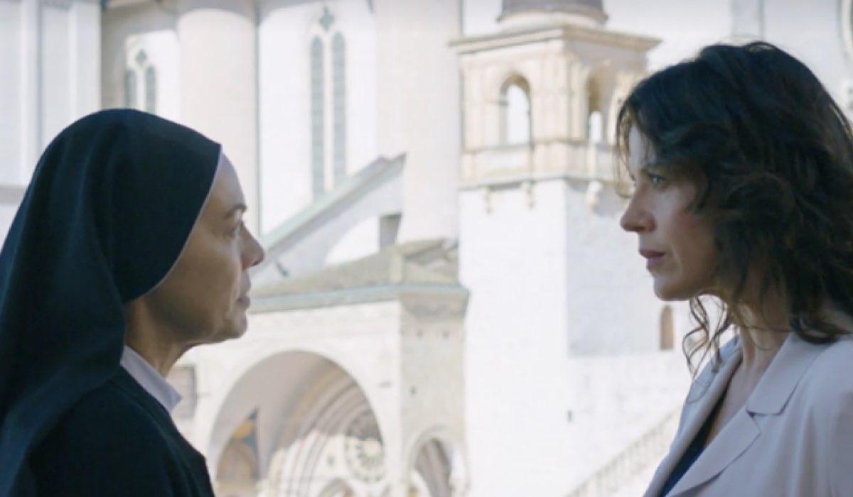 Suor Angela e Irene Ferri Nell'Episodio 12 Di: Che Dio Ci Aiuti 6: Credits Rai