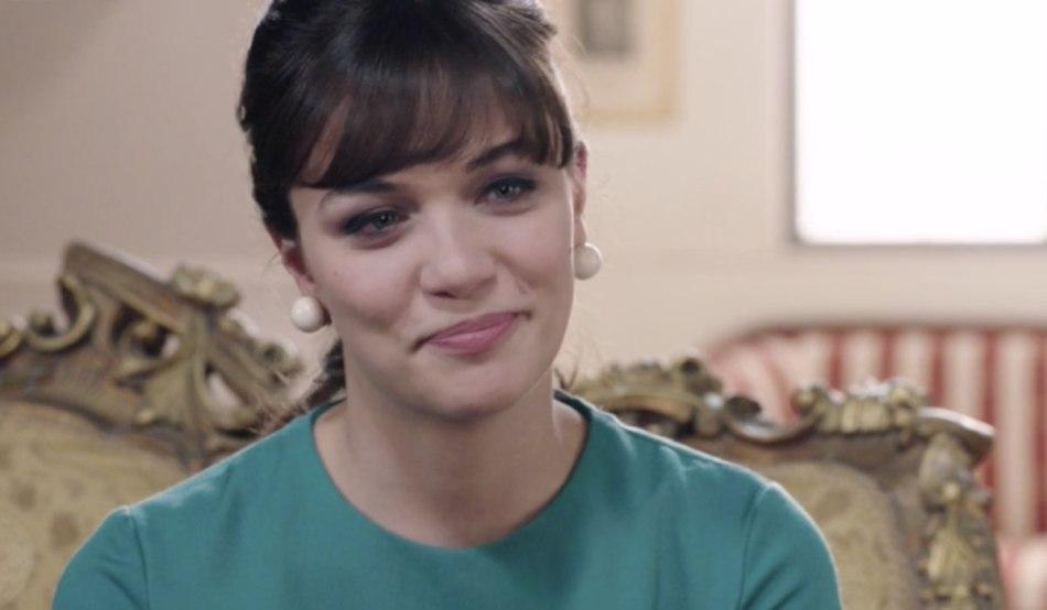 Il Paradiso Delle Signore 5, puntata 157: Marta Guarnieri interpretata da Gloria Radulescu. Credits: Rai