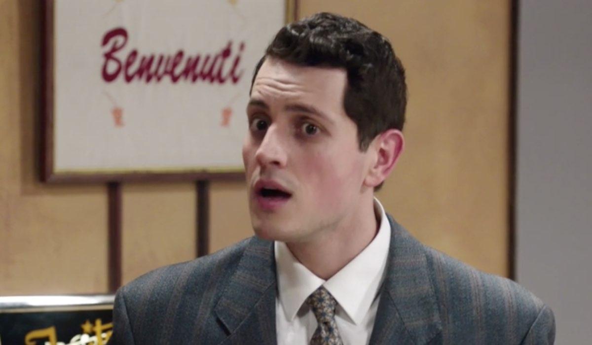 Il Paradiso Delle Signore 5, puntata 157: Salvatore Amato interpretato da Emanuel Caserio. Credits: Rai