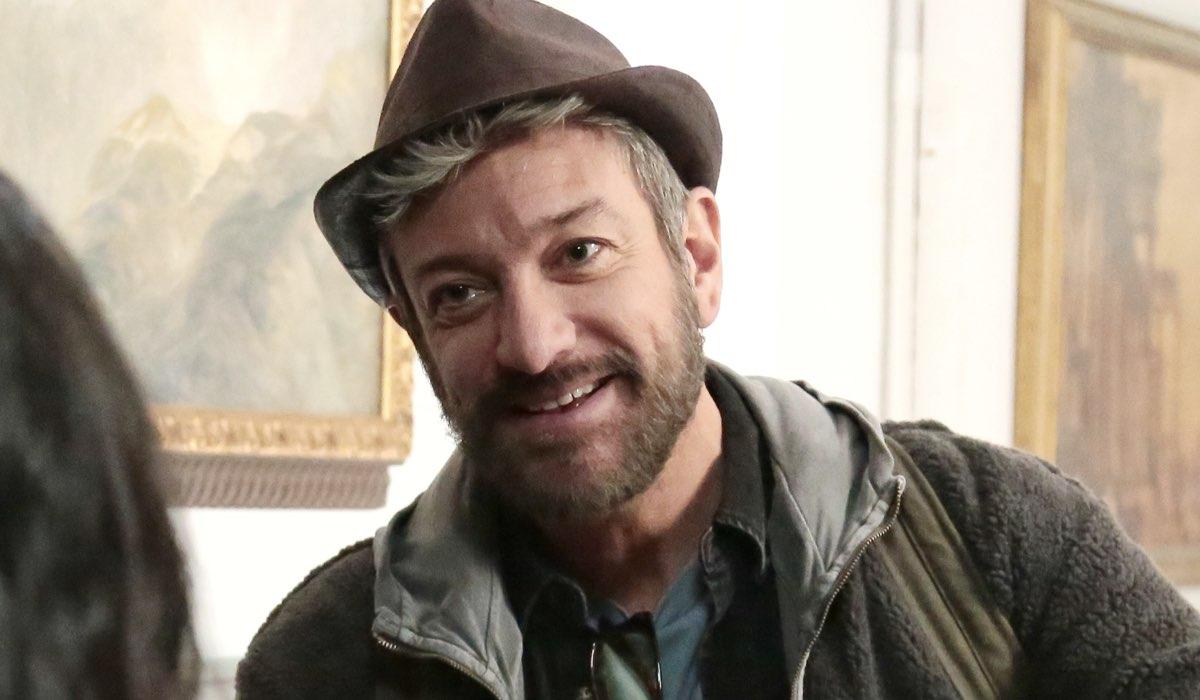 Sergio Assisi, qui in una scena de L'Allieva 3. Credits: P. Bruni e Rai