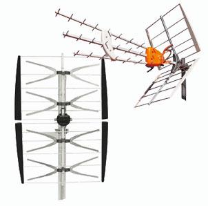 TV-service Antennservice Trollhättan installatör Digital