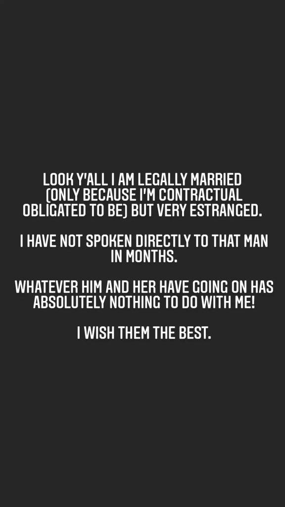 Michaela Clark Dishes On Marital Standing, Rumors