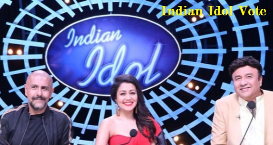 Indian Idol Vote, Voting Line, Via Missed Call, Through SMS