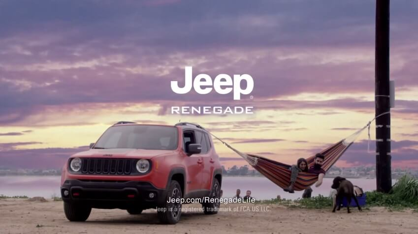 Jeep Renegade: Song aus der Werbung September 2015