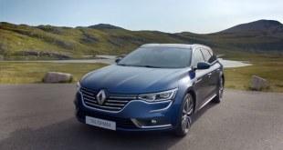 Song aus der neuen Renault Talisman Grandtour Werbung.