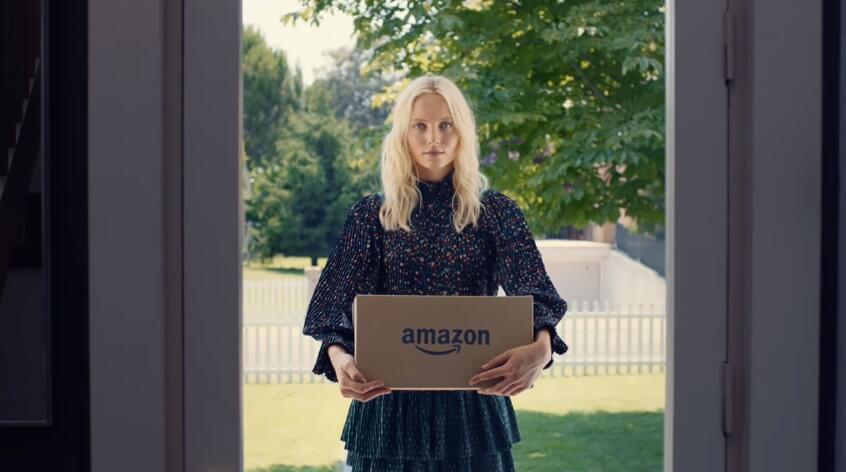 Amazon Pferd Werbung