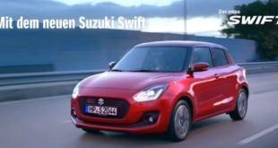 Song aus der neuen Suzuki Werbung