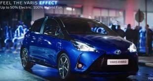 Der Song aus der Toyota Yaris Hybrid 2017 Werbung