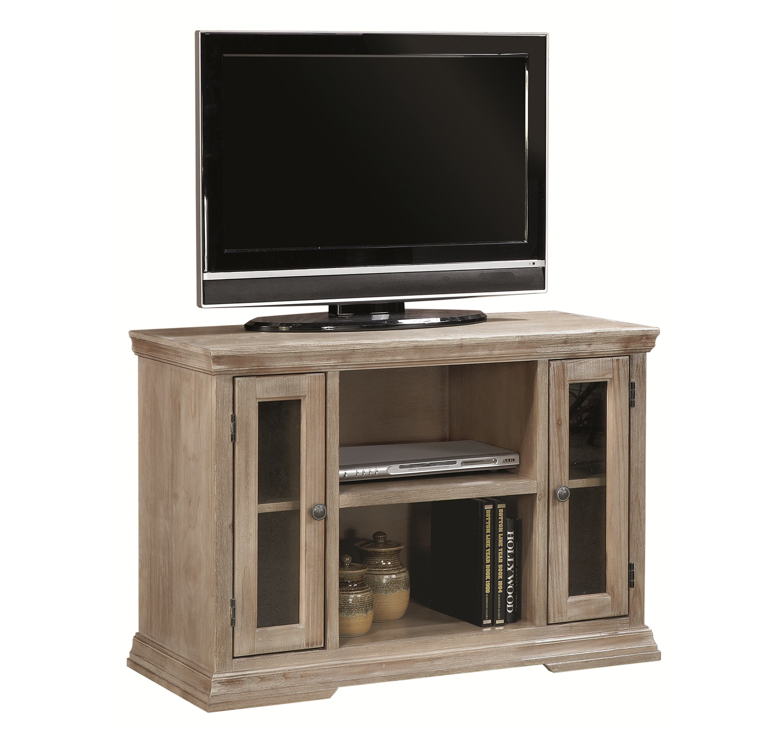 Aspenhome Canyon Creek 41 TV Console With Doors In