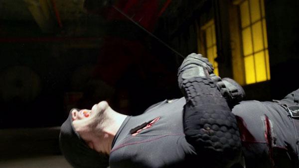 Image result for daredevil black suit