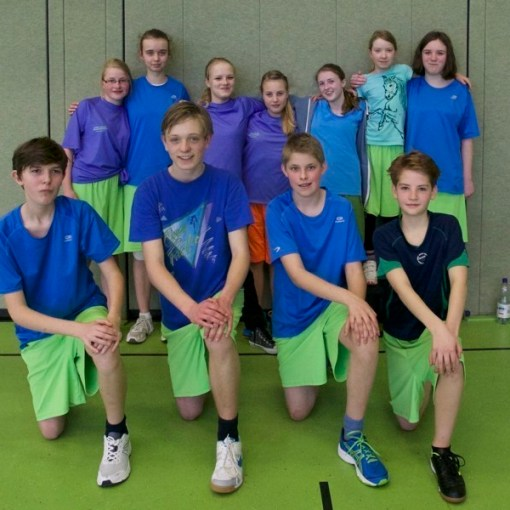 Ultimate Frisbee U17 Team