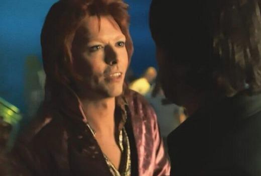 David Bowie Appears In Hbo S Vinyl Tv Tonight