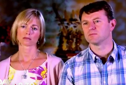 Madeleine McCann's parents urge Australian TV crew to hand over 'new evidence' to police amid claims of 'major' breakthrough 2017-04-19_1644