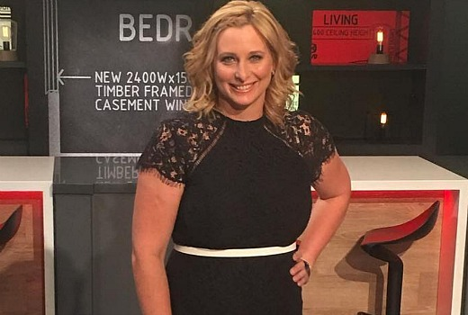 Johanna griggs to woman s day bollocks tv tonight Better homes and gardens tonight